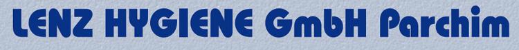Logo von Lenz Hygiene GmbH